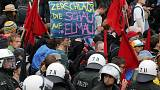 Germany: Protesters clash with police in Bavaria ahead of G7 summit