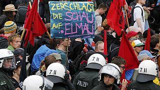 Γερμανία: Συγκρούσεις αστυνομίας και διαδηλωτών ενόψει της συνόδου των G7