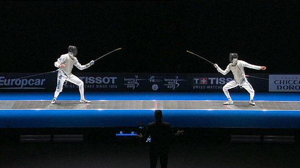 Fecht-Europameisterschaften in Montreux