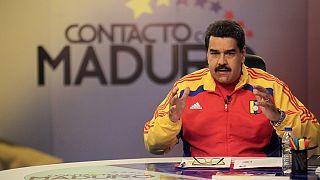 Venezuelas Präsident Maduro sagt Papstbesuch ab