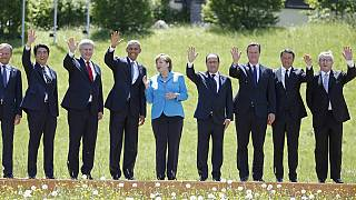 World leaders set out agenda for G7