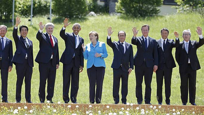 Sommet du G7 : Obama veut le TTIP et une Europe forte et prospère, pas d'un Grexit