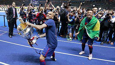 Barcelona feiert, Juve trauert