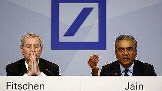 Deutsche Bank: lasciano i due co-amministratori delegati