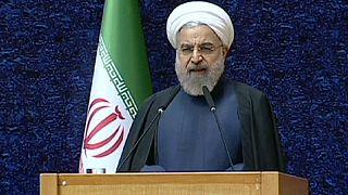 انتقاد شدید روحانی از سیاست هسته ای و محیط زیستی دوران احمدی نژاد