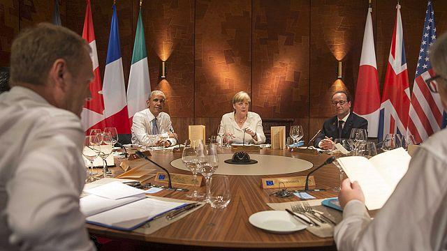 G-7'den Rusya'ya yaptırımların sürmesi kararı çıktı