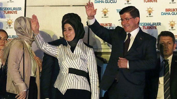 Erdogan veresége az AKP győzelme