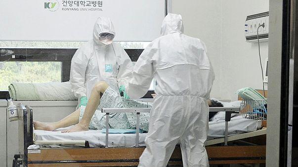 El brote de MERS se sigue propagando en Corea del Sur
