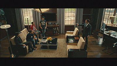 """""""ENTOURAGE"""", ad Hollywood"""