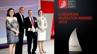 European Inventor Award 2015 ceremony