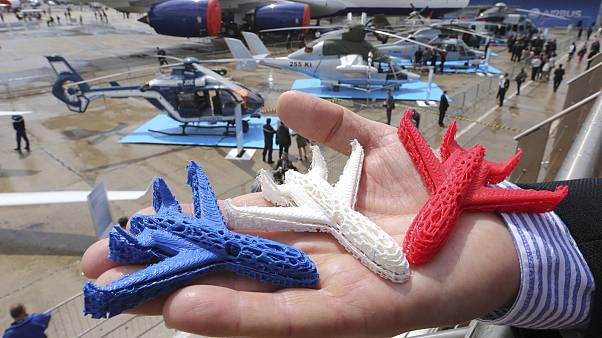 How 3D printing is driving efficiency in aviation