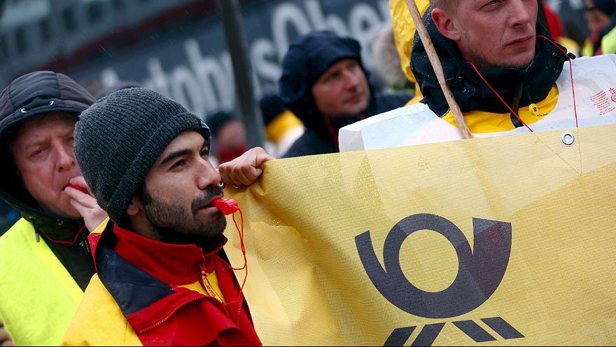 Streik bei der Post: Wenn kein Briefträger mehr klingelt...