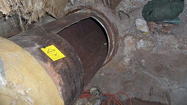 آمریکا؛ فرار دو قاتل از یک زندان فوق امنیتی با حفر تونل