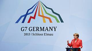 Crise ukrainienne : le G7 maintient sa fermeté envers la Russie