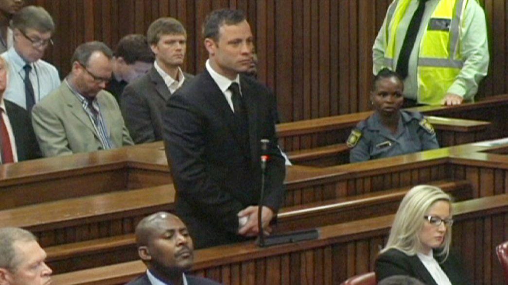 Pistorius em condicional antes de segundo julgamento