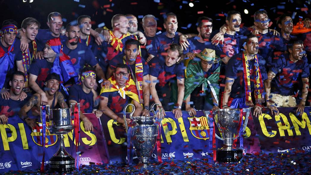 Wie Barcelona Juve besiegte