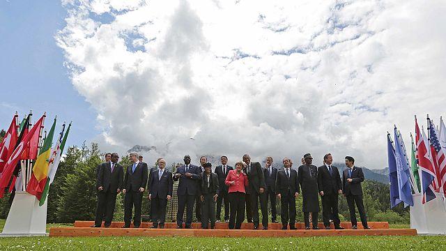 G7-csúcs: Obama és Merkel szigorítana a Moszkva elleni szankciókon