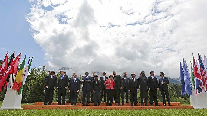 G7 zirvesinden Moskova'ya sert mesaj