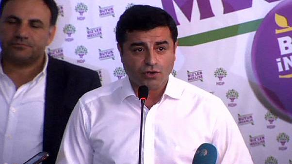 HDP leader wants to represent all of Turkey's 'oppressed'