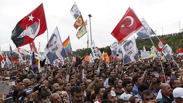 چالش جدید اردوغان با پایان حاکمیت دوازده ساله حزب عدالت و توسعه در مجلس