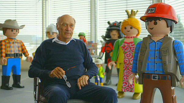 Playmobil boss dies aged 81