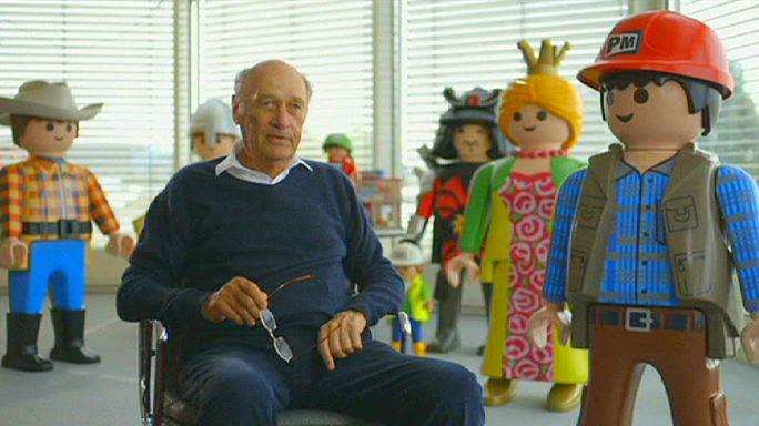 Playmobil oyuncaklarının mucidi Horst Brandstatter öldü