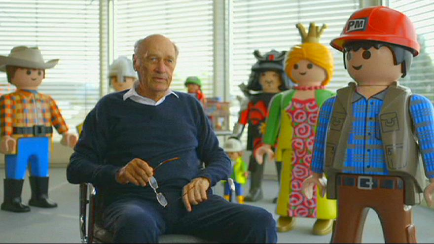 La mort du créateur des Playmobil