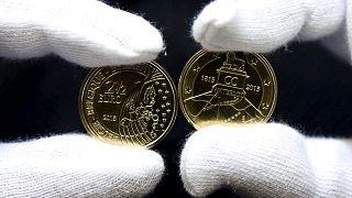 بلجيكا تصك قطعة نقدية تخلد واترلو