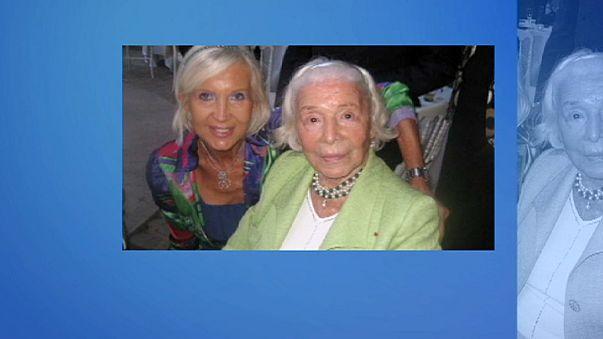 Modeikone Marie-Louise Carven stirbt im Alter von 105 Jahren in Paris