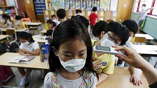 MERS: Újabb áldozat Dél-Koreában, riasztás Hongkongban