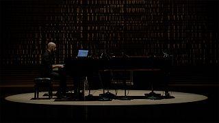 Ο Σταύρος Γασπαράτος και το «Expanded Piano» του