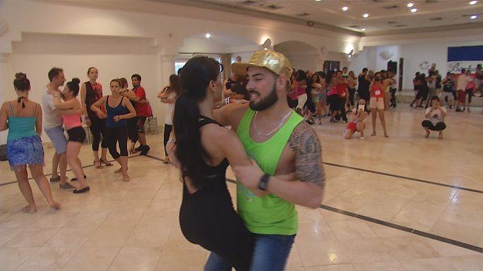 """Ballando la """"Bachata"""""""