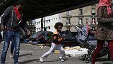 C'est en France et en 2015 : 9 000 enfants vivent dans des bidonvilles