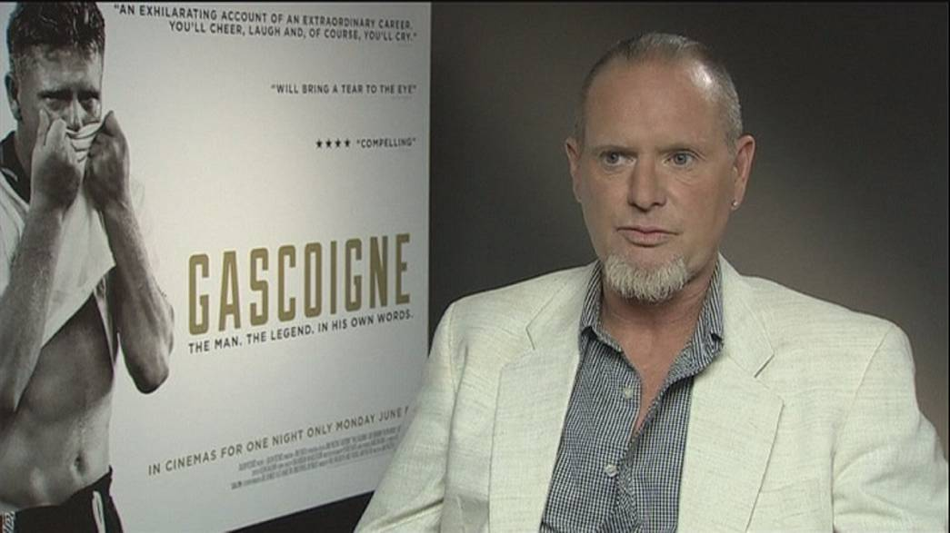 'Gascoigne' a documentary tale of joy, heartache, violence and alcohol
