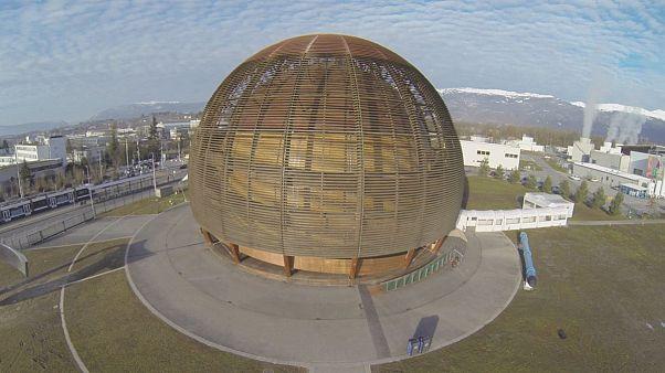Acelerador de partículas do CERN melhorado atinge novo recorde de energia