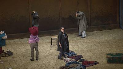 Cecilia Bartoli as Gluck's tragic heroine