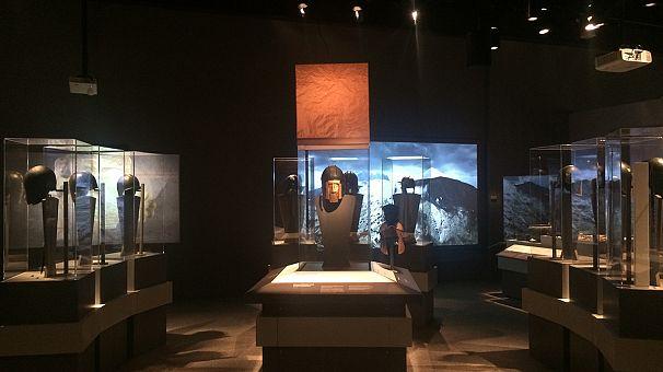 Καναδάς:  «Οι Έλληνες: Από τον Αγαμέμνονα στον  Μέγα Αλέξανδρο»