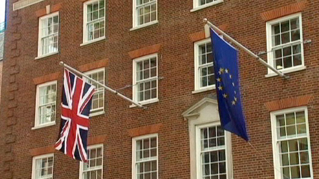 Les députés britanniques posent la première pierre du référendum sur l'UE