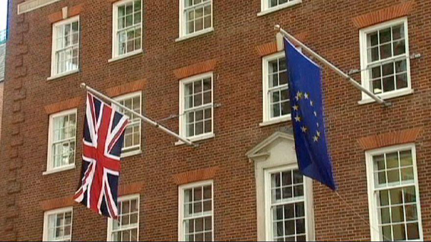 Készül a brit törvény az uniós népszavazásról