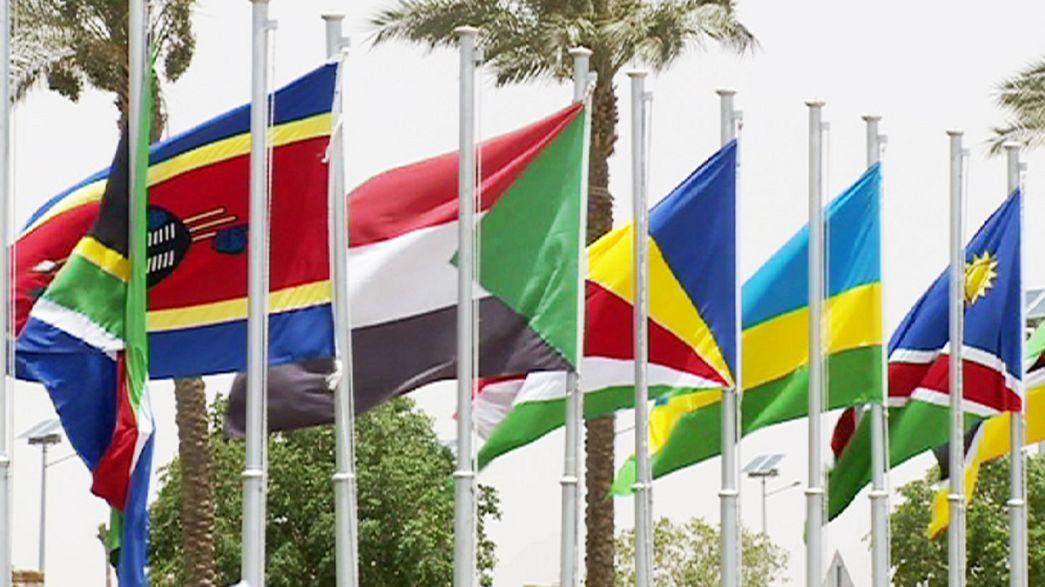 Cimeira africana lança zona de livre comércio