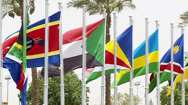 Afrika'nın 3 ekonomi topluluğu serbest ticaret konusunda anlaşmaya vardı