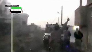 بزرگترین پایگاه نظامی جنوب سوریه به دست مخالفان افتاد