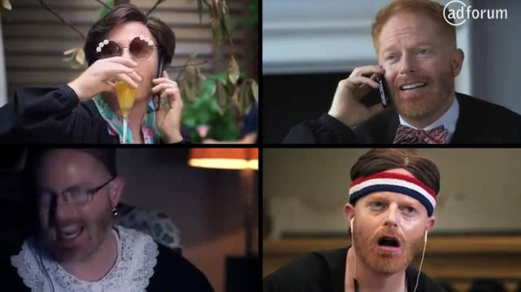 Jesse Tyler Ferguson is The Justices (Tie the Knot )