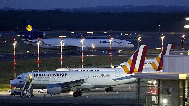 Llegan a Alemania los restos de 44 víctimas de la tragedia de Germanwings