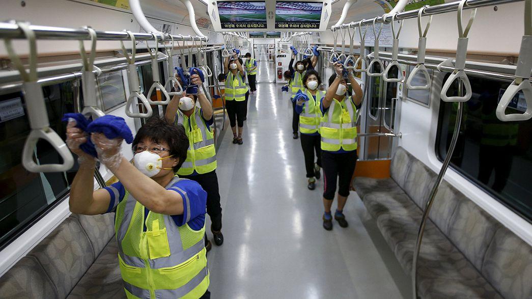 El brote de coronavirus provoca hoy dos nuevas muertes en Corea del Sur