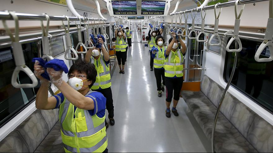 South Korea's President cancels planned US visit as more deaths from MERS are announced
