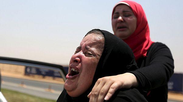 Egipto: once condenas a muerte por la masacre en un estadio de fútbol