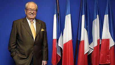 Jean-Marie le Pen dans le collimateur de la justice