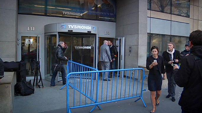 روسيا وراء قرصنة قناة TV5 MONDE !