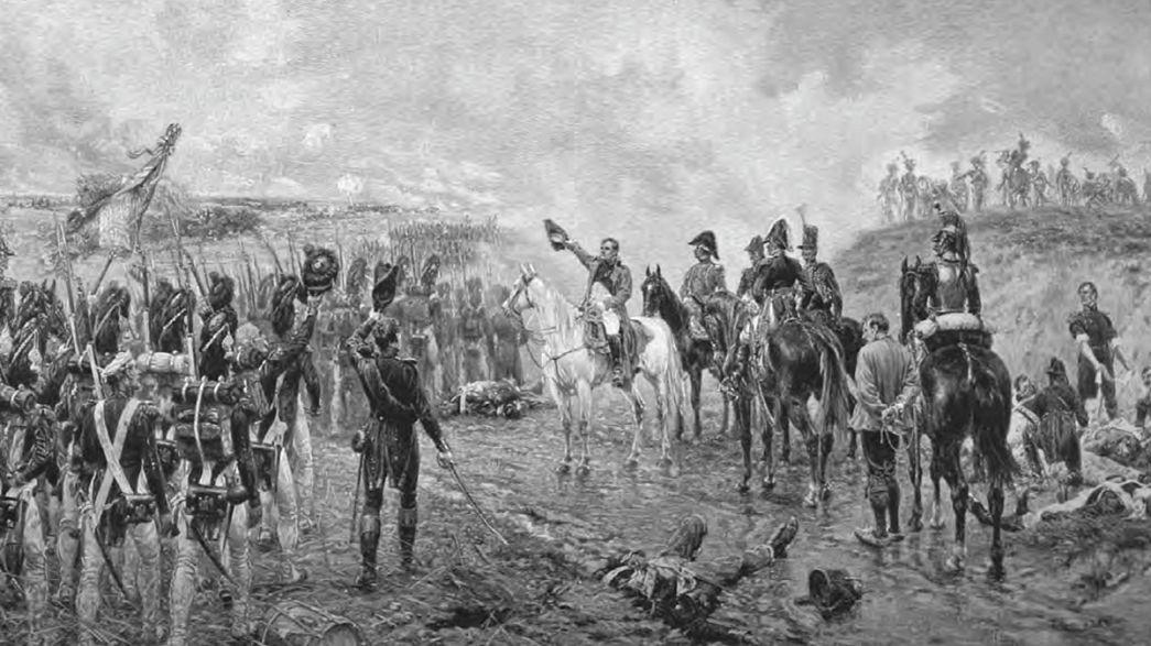 Peki ya Napoleon Waterloo savaşını kazansaydı ?